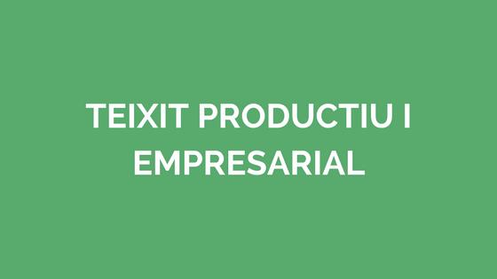 Mapes de teixit productiu i empresarial Vallès Oriental