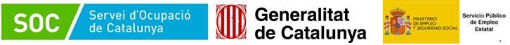 Aquesta acció està subvencionada pel Servei Públic d'Ocupació de Catalunya en el marc dels programes per al Desenvolupament Local