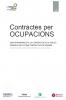 Contractes per ocupacions 2017
