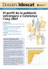 El Perfil de la població estrangera a Catalunya l'any 2007