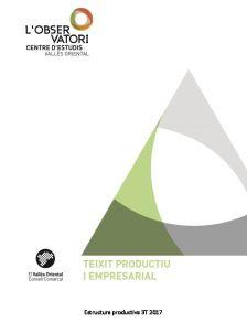 Butlletí 014 Estructura Productiva Vallès Oriental 3T2017
