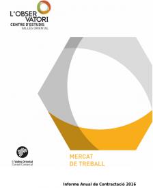 Informe anual Contractació Vallès Oriental 2016