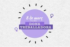 Infografia 8 març: Dia internacional de les dones