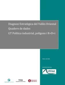 Diagnosi pla Estratègic. Quadern de dades 5 - Política industrial, polígons i R+D+i