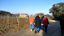 Celler Can Roda - fam trip La Roca Village