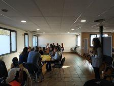 Sessió definició objectius pla estratègic salut i serveis a les persones
